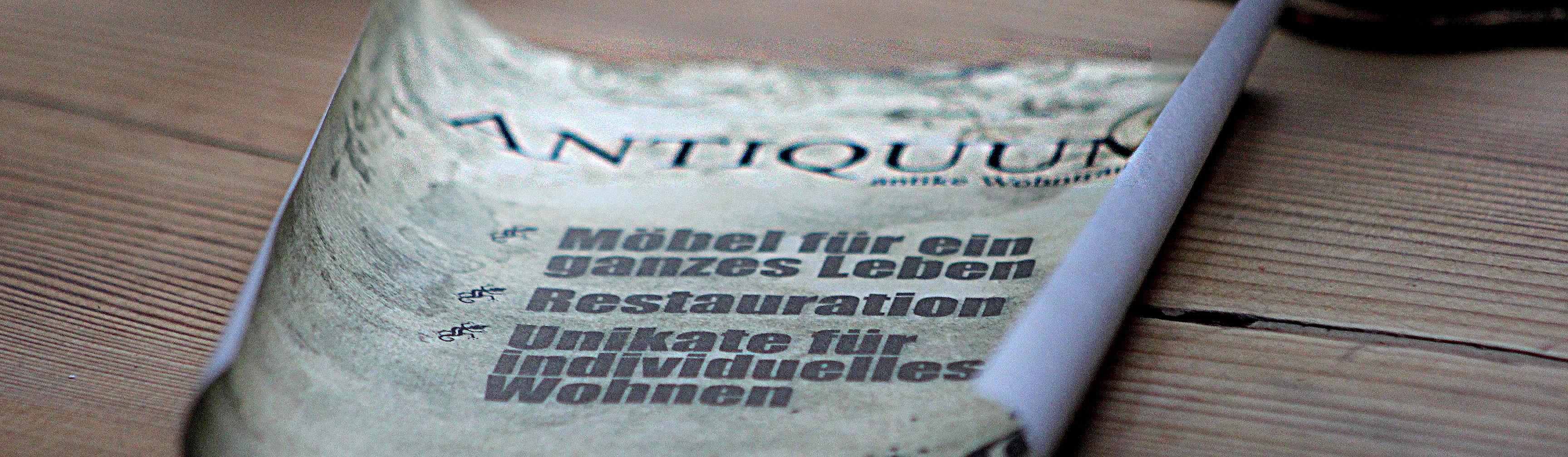 Antiquum Flyer